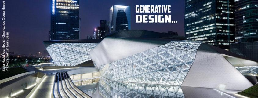Generative Design Conception Générative La Technologie A Aussi Du